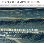 LA Review of Books