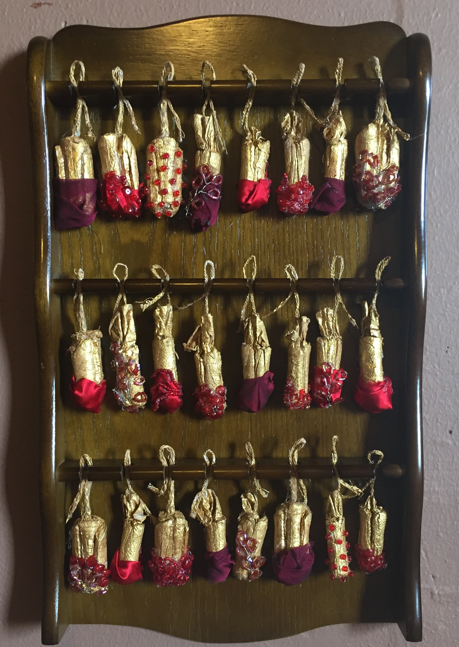 "Helena Busansky Art Piece Entitled ""Luxury Collection"""